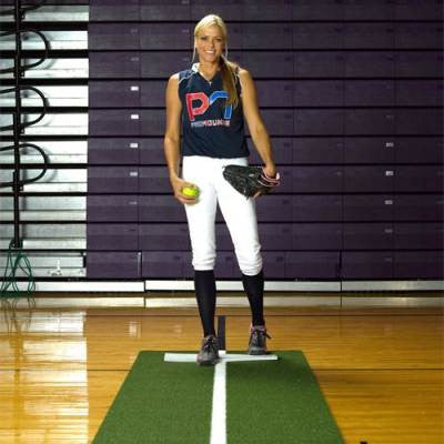 Softball Pitching Mats