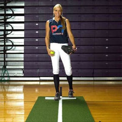 Softball Pitching Mat