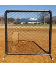Softball Pitcher Protective Screen