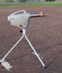 Zooka Air Powered Pitching Machine