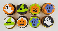 Halloween Cupcakes - Ghoul and friends (Box of 12) - Cuppacakes - Singapore's Very Own Cupcakes Shop