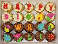 Deepavali Mini Cupcakes (Box of 20)