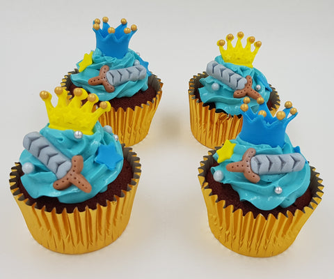 Little Prince Cupcakes (Box of 12) - Cuppacakes - Singapore's Very Own Cupcakes Shop