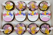 Unicorn Cupcakes (Box of 12)