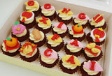 CNY Mini Cupcakes - Gong Xi Fa Cai (Box of 20) - Cuppacakes - Singapore's Very Own Cupcakes Shop