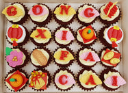 CNY 2019 Mini Cupcakes (Box of 20)