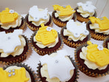 Baby Shower Cupcakes (Box of 12) - Cuppacakes - Singapore's Very Own Cupcakes Shop