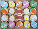 Easter Mini Cupcake Set: Easter Hunt - Cuppacakes - Singapore's Very Own Cupcakes Shop