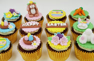 Easter Cupcake Set - Bunny and Friends - Cuppacakes - Singapore's Very Own Cupcakes Shop