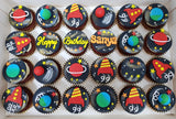 Galaxy Cupcakes (Box of 12) - Cuppacakes - Singapore's Very Own Cupcakes Shop
