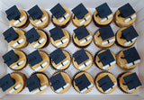 Graduation Cupcakes (Box of 12) - Cuppacakes - Singapore's Very Own Cupcakes Shop