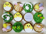 Easter Cupcake Set - Spring Is Here! - Cuppacakes - Singapore's Very Own Cupcakes Shop