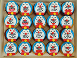 Doraemon Mini Cupcakes (Box of 20)