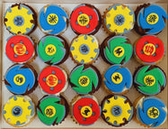 Beyblade Mini Cupcakes (Box of 20)