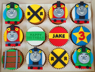 Thomas & Friends Cupcakes (Box of 12)