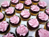 Assorted Color Frosting Cupcakes (Box of 12) - Cuppacakes - Singapore's Very Own Cupcakes Shop