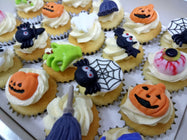 Halloween Mini Cupcakes (Box of 20)