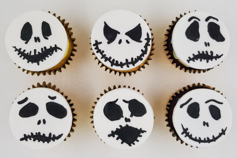 Halloween Cupcakes - Rise of Jack