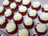 Mini Cupcakes (Box of 20) - Cuppacakes - Singapore's Very Own Cupcakes Shop