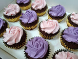 Assorted color frosting (Box of 12)