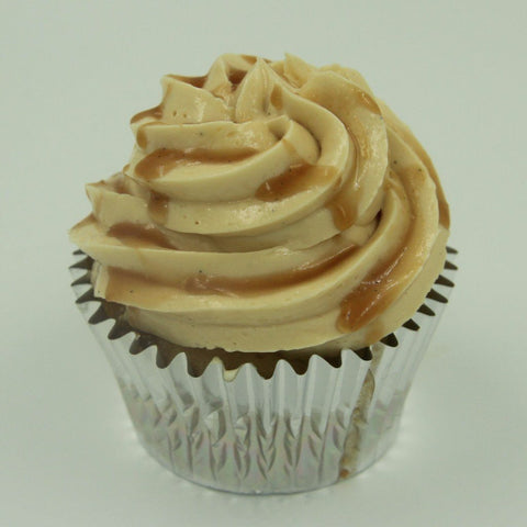 Salted Caramel Cupcakes (Box of 12) - Cuppacakes - Singapore's Very Own Cupcakes Shop