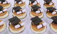 Graduation Cupcakes (Box of 12)