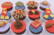 Harry Potter Cupcakes (Box of 12) - Cuppacakes - Singapore's Very Own Cupcakes Shop
