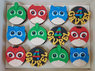 PJ Masks Cupcakes (Box of 12)