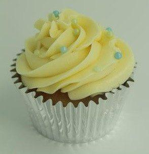 Vanilla Cupcakes (Box of 12) - Cuppacakes - Singapore's Very Own Cupcakes Shop