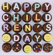 Children's Day Cupcakes (Box of 25)