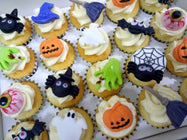 Halloween Mini Cupcakes - Mini Spooks (Box of 20) - Cuppacakes - Singapore's Very Own Cupcakes Shop