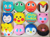 Pokemon Cupcakes (Box of 12)