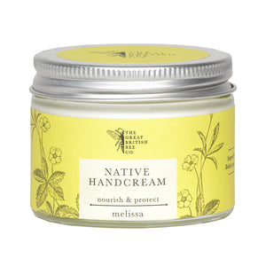Native Handcream - <br>Melissa Essential Oil - 50g