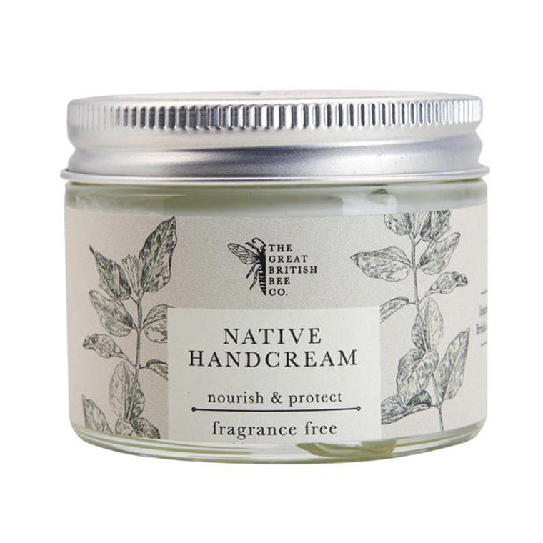Native Handcream - <br>Fragrance Free - 50g