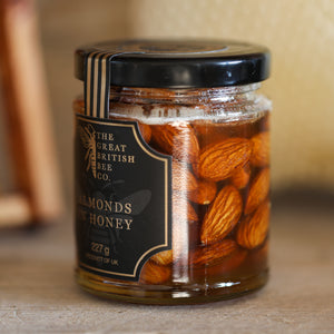 Honey Lovers Gift set with Almonds