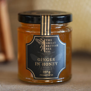 Ginger in Honey  - 227g
