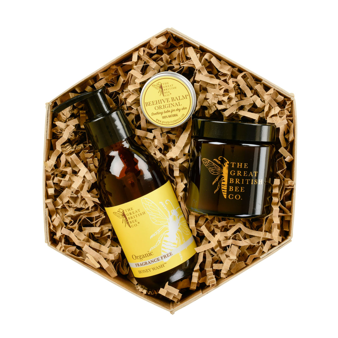 The Fragrance-free Gift Set