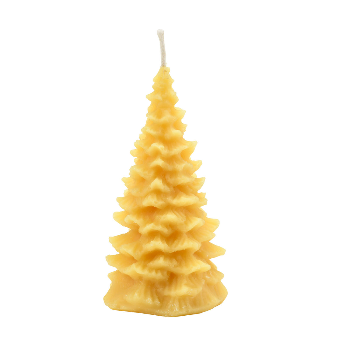 Pure Beeswax Christmas Tree