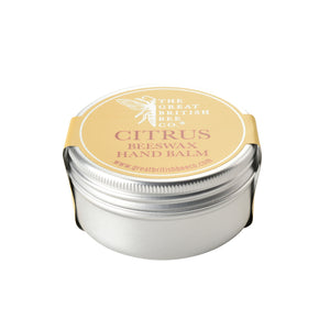 Citrus Hand Balm 50g -Dry Skin Protection