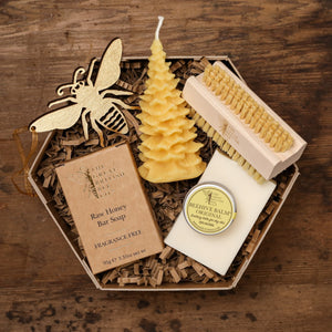 Festive Hexagon Hand care Gift set