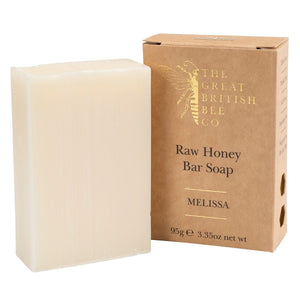 Raw Honey Bar Soap 95g - Melissa
