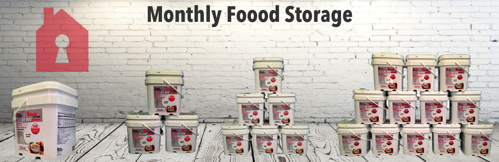 Monthly Food Storage