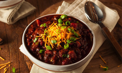 Food Storage 3 Bean Chili