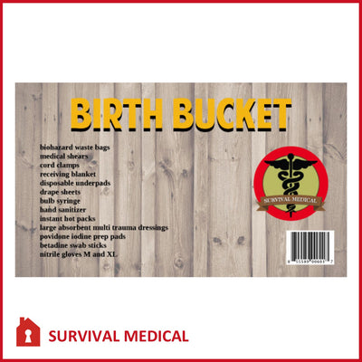 Birth Pail Survival Medical LABEL FSH