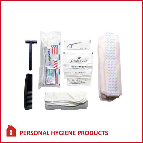 Emergency Personal Hygiene Kit FSH