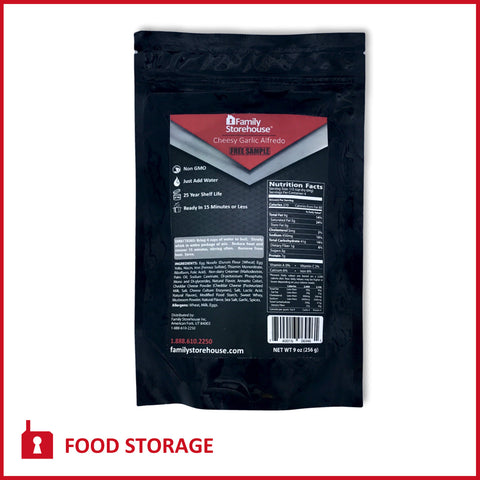 Food Storage Free Sample
