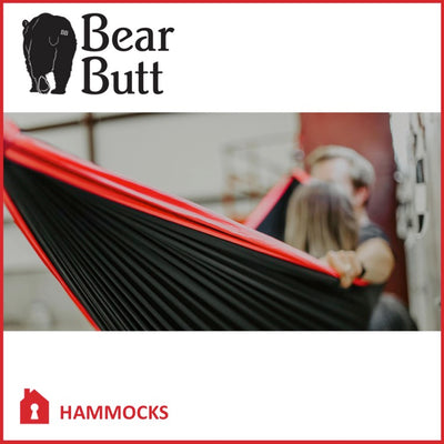The Hot Rod - Double Hammock by Bear Butt Hammocks 3