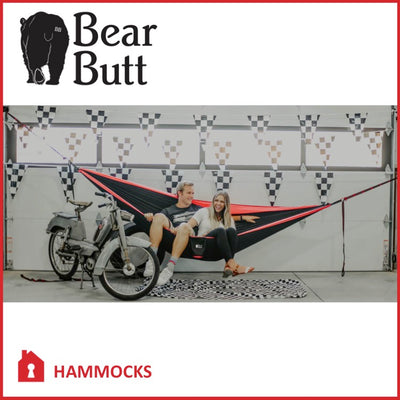 The Hot Rod - Double Hammock by Bear Butt Hammocks 6