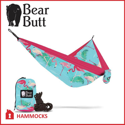 The Go-Go - Double Hammock by Bear Butt Hammocks Main