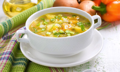 Food Storage Vegetable Potato Soup